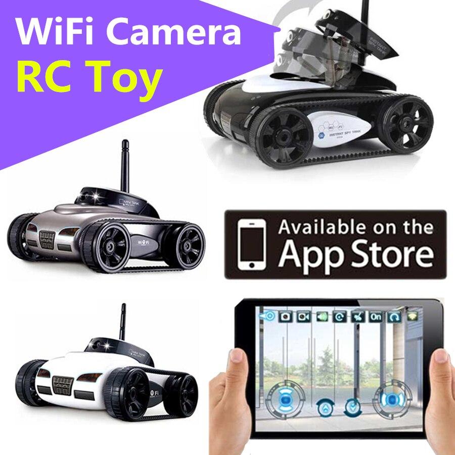 Wifi Camera Rc Car 1 10 Fpv Wireless Smart Remote Control Toys Robot
