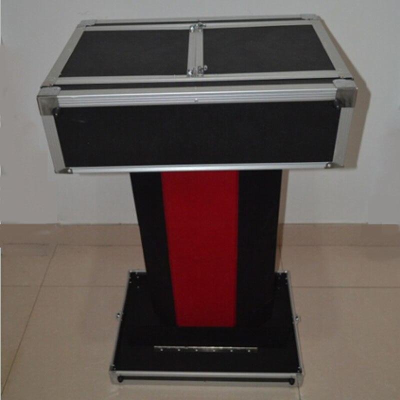 Housse de transport et Base de Table pliable Table pliante tours de magie Cool scène magique Table accessoires de scène magiciens professionnels