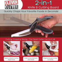 Smart Scissors 2 In 1 Clever Cutter