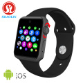 Shaolin bluetooth smart watch 1:1 smartwatch para apple iphone ios android smartphones parece apple watch reloj inteligente