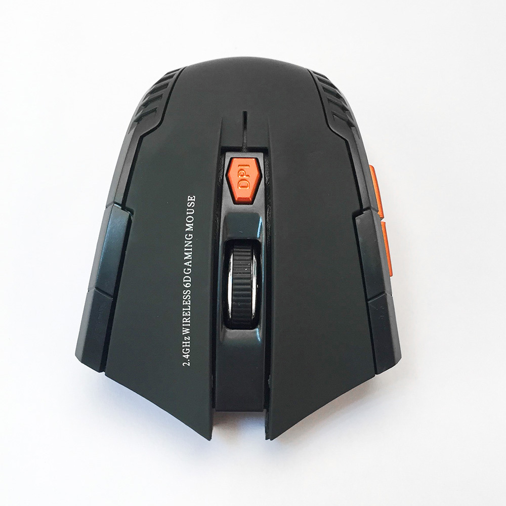 [VONTAR] 2.4GHz Mouse 6 buttons Optical Wireless Mini USB Mouse Mice Laptop Mouse 1600 DPI For Computer PC