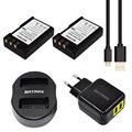 2 unids EN EL9a ENEL9 EN-EL9 Baterías y Cargador USB Dual para nikon en-el9a d40 d40x d60 d3000 d5000 cámara con la ue/ee. uu. ac adaptador