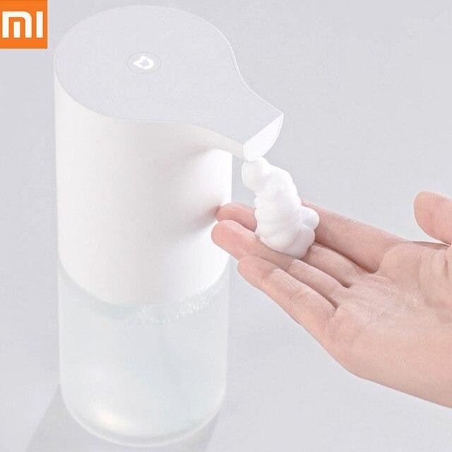 Xiaomi Mijia Auto de espuma mano inteligente lavado dispensador automático de jabón 0,25 s de infrarrojos de inducción de la familia H30