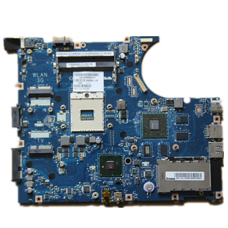 For LENOVO Ideapad Y550P Original laptop motherboard LA-5371P N10P-GS-A2 Video card PM55 through comprehensive work perfect все цены