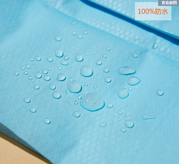 10Pcs/lot Waterproof Disposable Paper Toilet Seat Covers Camping Festival Travel Loo