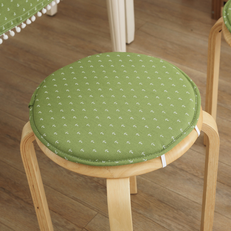 Attirant Zhuimenglong New Hot Round Chair Cushion Indoor Pop Patio Office Chair Seat  Pad Tie On Square Garden Kitchen Dining Cushion In Cushion From Home U0026  Garden On ...