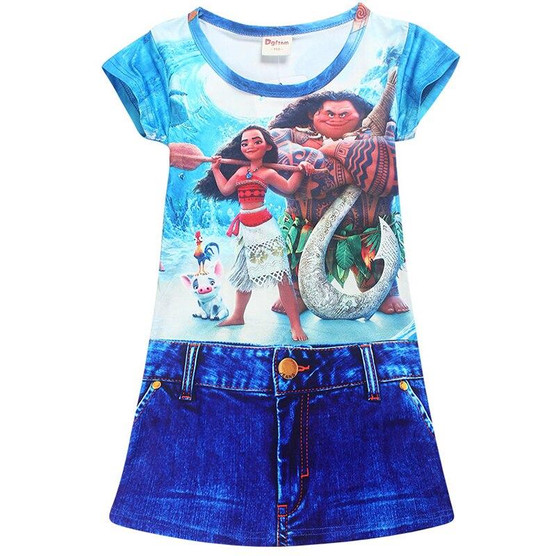 Toddler Girls font b Summer b font Clothing Children Clothing Girl font b Dress b font