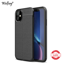 For iPhone 11 Case Luxury Shockproof Armor Rubber Soft TPU Silicone Phone Back Cover 2019 6.1