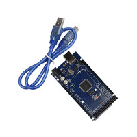 Smart Electronics MEGA 2560 R3 ATmega2560 16AU ATMEGA16U2 Development Board With USB Cable For Arduino Diy