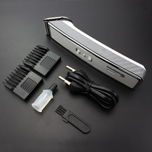 Plug-in electric clipper titanium adult electric pusher barbershop professional hairdressing apparatus of the cutting tools