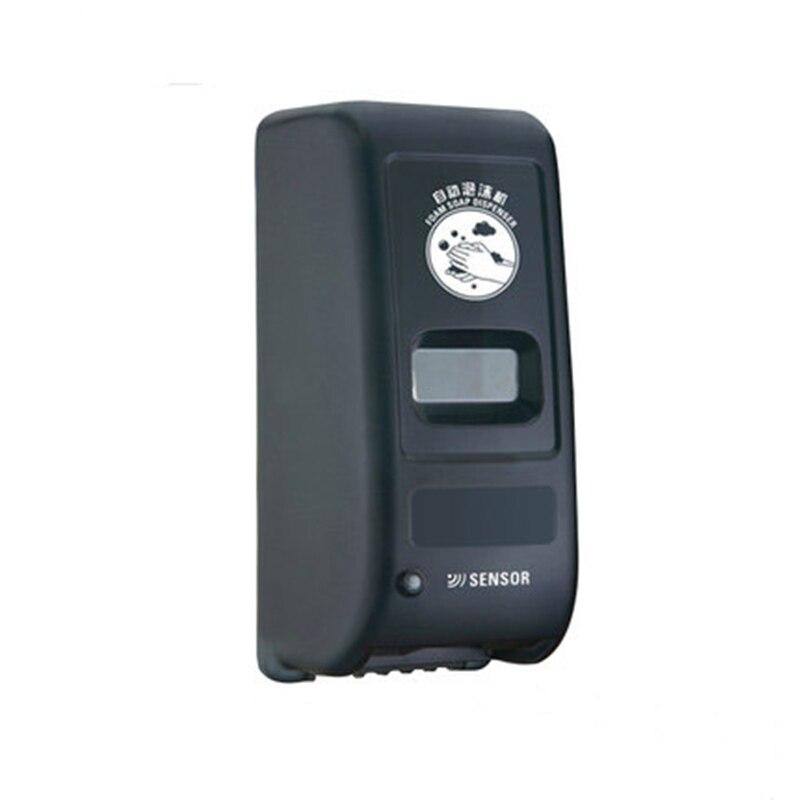 1000 ml Automatische Sensor Badkamer Zeepdispenser Touchless Wandmontage Keuken Wasmiddel Bad Shampoo Dispensers - 2