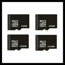 Micro sd card & memory card High speed microsd Class 10 16G/32G/64G/128G TF card for phone&tablets D6