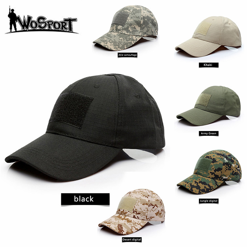2019 New Camo Baseball Cap Fishing Caps Men Outdoor Hunting Camouflage Jungle Hat Airsoft Tactical Hiking Hats SummerCaps