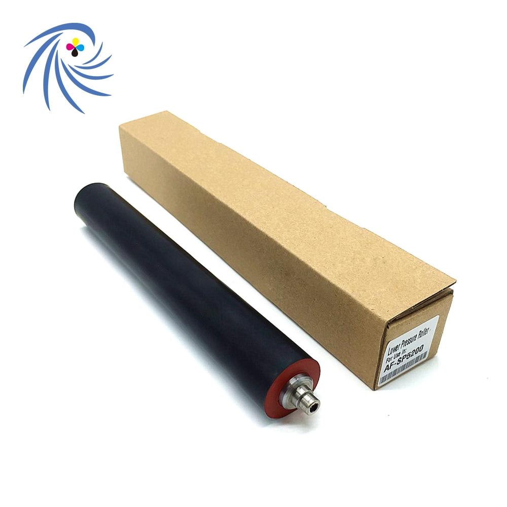 Lower Fuser Pressure Roller For Ricoh SP 5200 5210 SP5200 SP5210 SP5200DN SP5210DN SP 5200S SP5210SFLower Fuser Pressure Roller For Ricoh SP 5200 5210 SP5200 SP5210 SP5200DN SP5210DN SP 5200S SP5210SF