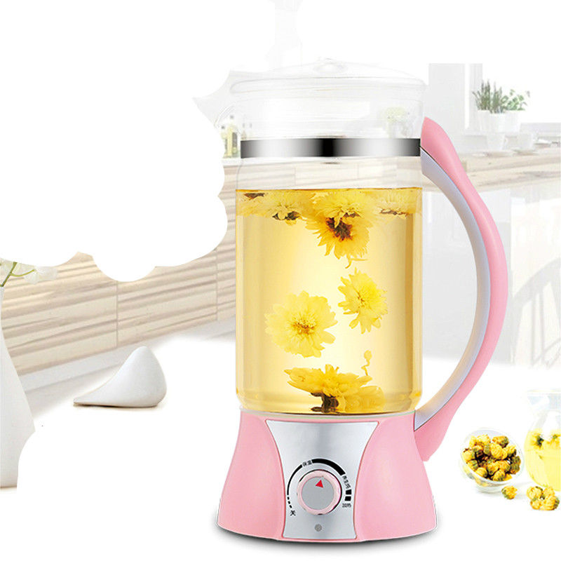Electric kettle hot cup mini-health health pot full automatic glass office boiling electric kettl кремы health