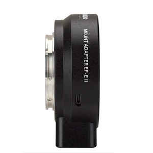 Image 3 - YONGNUO YN EF E השני חכם מתאם הר עבור Canon EF EOS עדשה לסוני NEX E הר A9 A7 השני a7RIII A7SII A6500 מצלמה