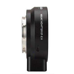 Image 3 - وصلة محول ذكية من YONGNUO YN EF E II لعدسة Canon EF EOS لكاميرا Sony NEX E Mount A9 A7 II A7RIII A7SII A6500