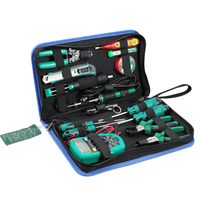 Household Tool Kit Telecommunications Multimeter Electric Iron Electronic Maintenance Tool Sets