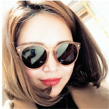 New Fashion Cat Eye Sunglasses Women Brand Designer Vintage Gradient Sun Glasses Shades For UV400