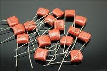 CBB22 capacitor 683J630VDC 0.068uf thin film capacitor 68nF fixed capacitor 30pcs Free Shipping