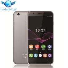 "Oukitel U7 Макс 5.5 ""Мобильный Телефон Android 6.0 MTK6580A Quad Core 1 Г RAM 8 Г ROM Смартфон 8MP Камера 2500 мАч 3 Г WCDMA Мобильного Телефона"
