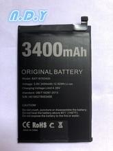 100% Original New Doogee Y8 BAT18783400  Battery 3400mAh For y8 Mobile Phone