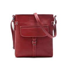 2017 New Casual Small crossbody Bag Women Bucket Bag PU Leather Messenger Shoulder Bags Female bolsos mujer B081