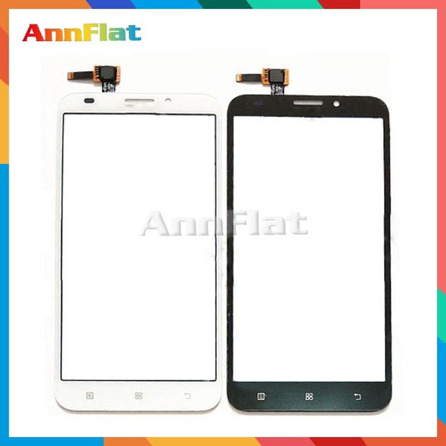 """10pcs/lot High Quality 5.5"""" For Lenovo A916 Touch Screen Digitizer Front Glass Lens Sensor Panel Free Shipping"""