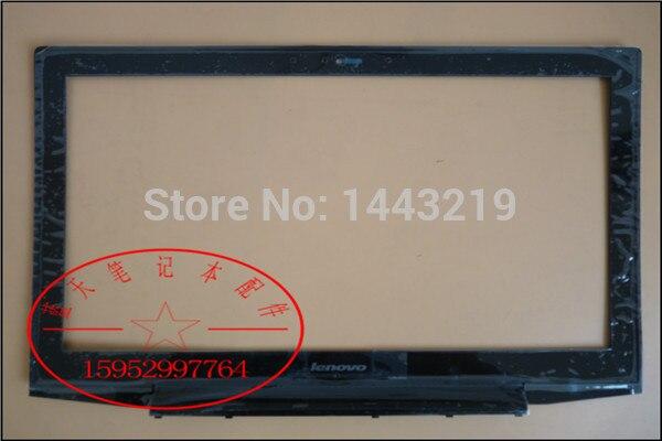 Новая/Оригинальная Для Lenovo Y50-70 Y50-80 Жк передняя рамка крышка AP14R000900 black for Non-touch