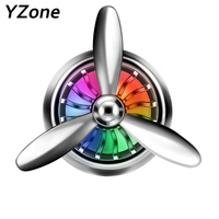 Air Force 3 Creative Car Outlet Vent Clip Air Freshener Perfume Fragrance Scent Sweet Smell Aromatic