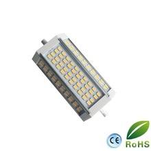 Haute puissance 35w LED R7S lumière 135mm dimmable R7S lampe avec colling ventilateur J135 R7s ampoule remplacer 350w halogène lampe AC85 265V