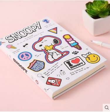 Stationery Pursue Series Hardcover  Notepad Notebook