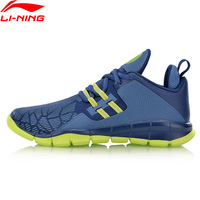 Li Ning Men Basketball Culture Shoes Wade Series Comfort Light Weight Sneakers Breathable LiNing Sports Shoes