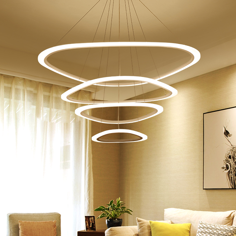 Moderne Lampen Led Euignis 110v 220v Led Pendant Light Lampen Pendientes ...
