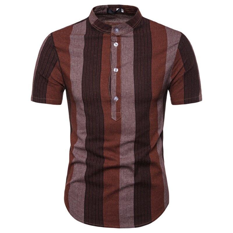 c481bde4179 Camisa Polo de alta calidad para hombre, de manga corta, Polo sólido, Camisa