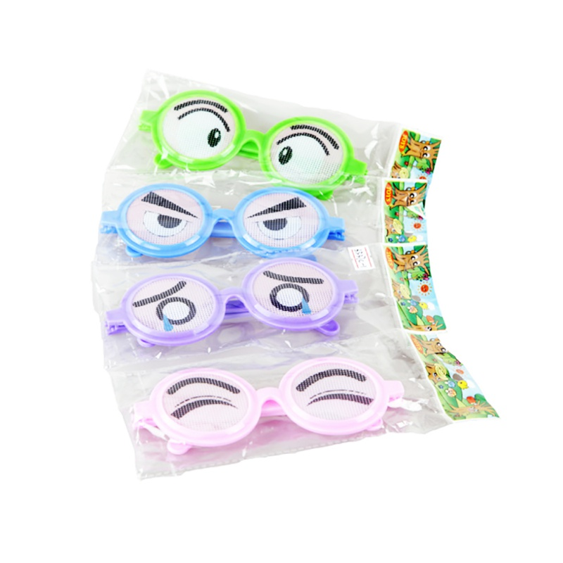 2017 Funny Children Googly Eyes Goggles Shaking Eyes Party Glasses and Toys for Party Costume and Halloween Party Decoration S2