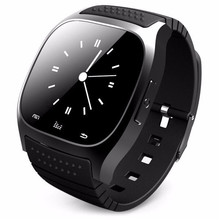 M26 Bluetooth Clock Smart Watches Android Wearable Devices Smartwatch With LED Alitmeter Music Player Pedometer