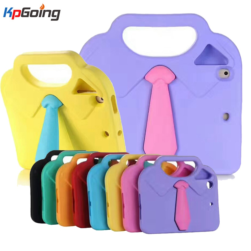 KpGoing for IPad Air 1 2 Pro 9.7 Cases Kids Baby Safe Armor Shockproof Heavy Duty EVA Foam Soft Tablet Cover for IPad Pro 9.7 цена