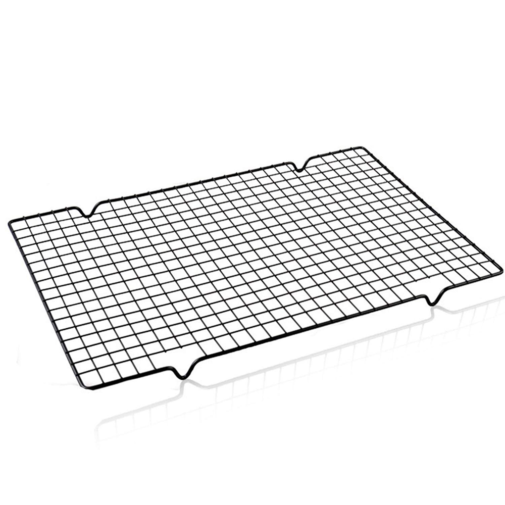 Stainless Steel Nonstick Cooling Rack Cooling Grid Baking Tray For Cookie Biscuit Pie Bread Cake Baking Rack Holder