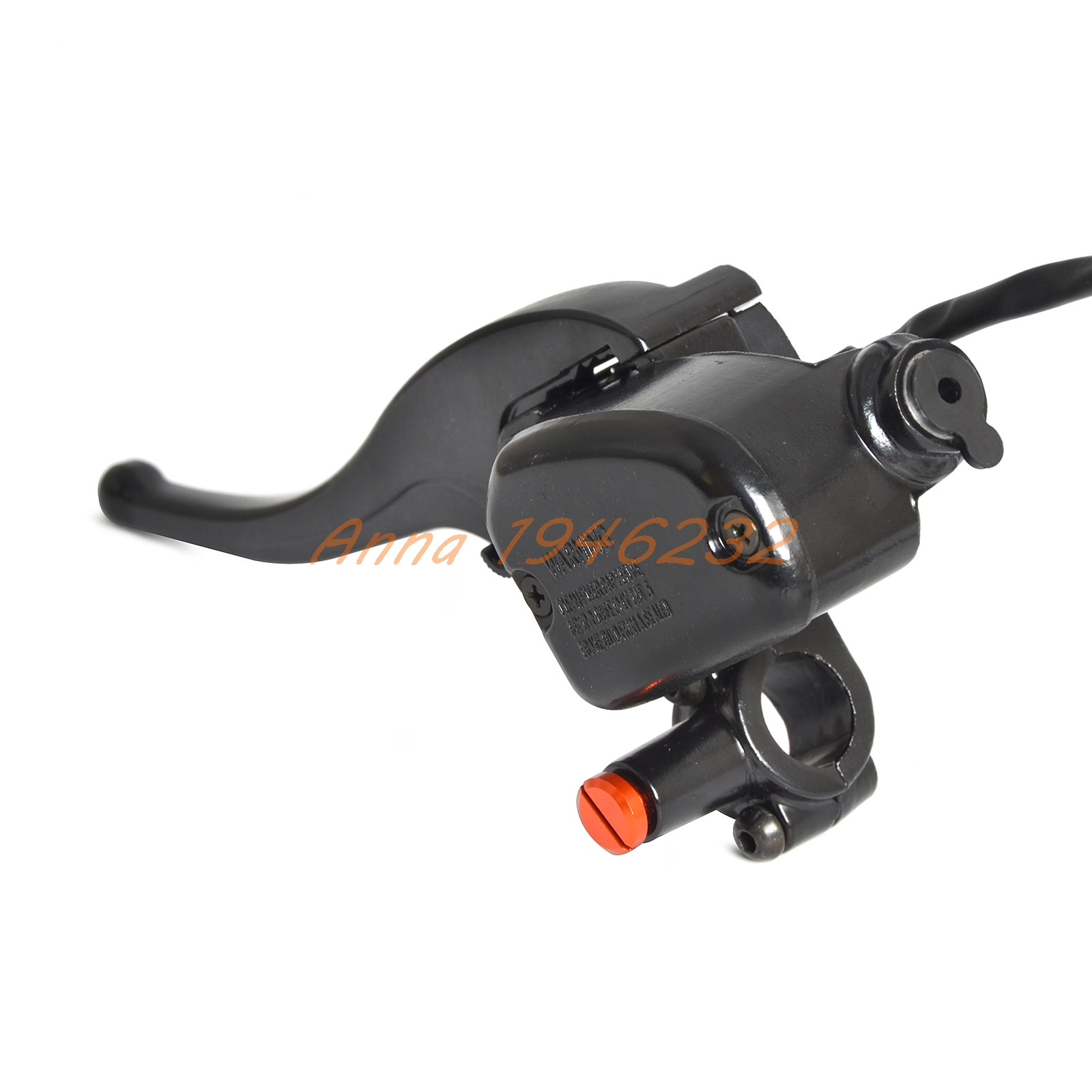 Left Hydraulic Brake Master Cylinder Lever Assembly For Palaris ATV UTV SCRAMBLER 500 TRAIL BLAZER 330 BOSS FOREST 800 car styling brake master cylinder lever atv front left brake master cylinder for polaris sportsman 400 500 550 600 700 800 30