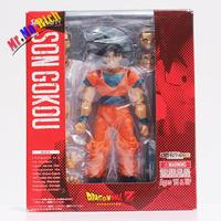 """pvc Action Figure Toy Collection Model Goku Doll Toys 6.5"""" 16cm Boxed Great Gift"""