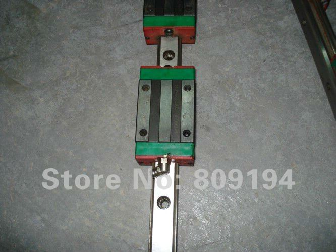 100% genuine HIWIN linear guide HGR20-400MM block for Taiwan hiwin 100