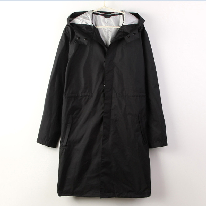 Popular Black Raincoats-Buy Cheap Black Raincoats lots from China ...