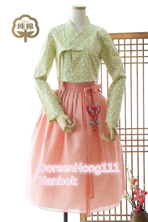 Modern hanbok Modern-hanbok-Fushion-Hanbok-Korean-Traditional-Hanbok-Dress-Modernized-hanbok-pink-dress-clothes-vestidos-verano-2020