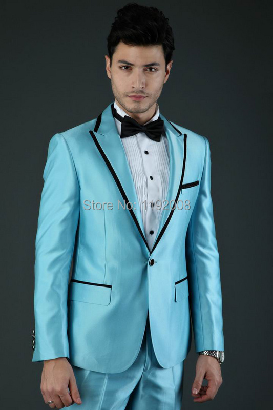 Nice Light Blue Tuxedo Suits Frieze - Wedding Ideas - nilrebo.info
