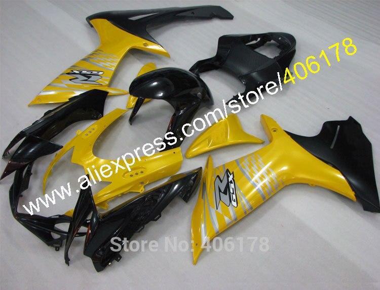 Hot Sales,Parts For Suzuki GSXR750 11-14 GXS-R750 GSXR600 2011 2012 2013 2014 GSX-R600 K11 Moto Fairing kit (Injection molding)