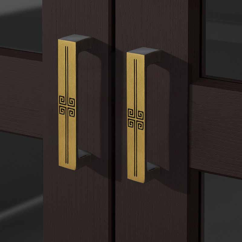2pcs Solid pure copper furniture shoe closet handle in Cabinet Pulls from Home Improvement