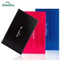 HDD 1 ТБ 2 ТБ 500 Гб 750 Гб портативный внешний жесткий диск USB 3,0 2,5 HD экстерно для ноутбука Настольный 2,5 дешевый жесткий диск Бесплатная доставка