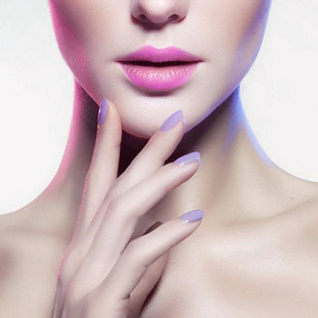 Romantic Purple Series UV Gel Nail Polish Varnish Gel Polish