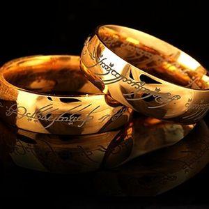 Hobbit Letters Midi Stainless